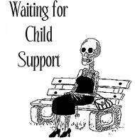 child support skeleton